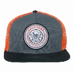 CASQUETTE GRUNDENS DAVY JONES ORANGE